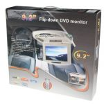 LCD monitor s DVD - obal